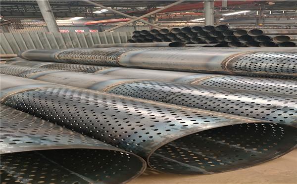 德州直径300mm打井滤水管地铁降水专用滤水管生产厂家