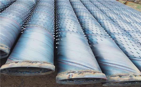 鹤壁家用打井用滤水管180*6 273*3井用滤水管厂家直发