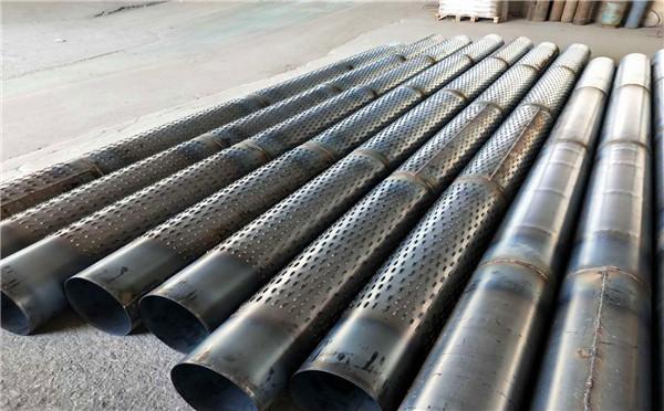 鹤壁直径800*5*6桥式滤水管饮水井用滤水管厂家支持定做