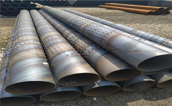 黑河外径600mm桥式滤水管地铁降水用滤水管制造厂
