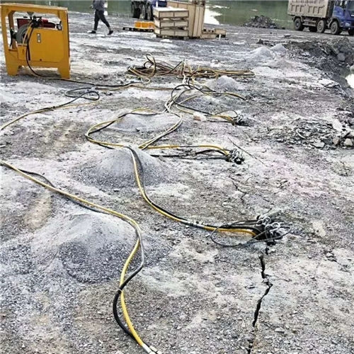 长春新型岩石液压分裂棒直销价格