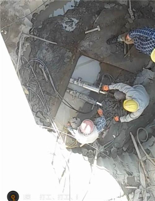 驻马店房屋拆迁设备液压钳工作原理