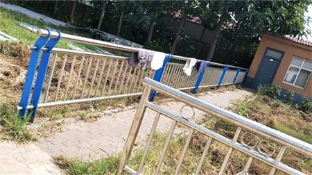 安康201不锈钢复合管护栏供货商