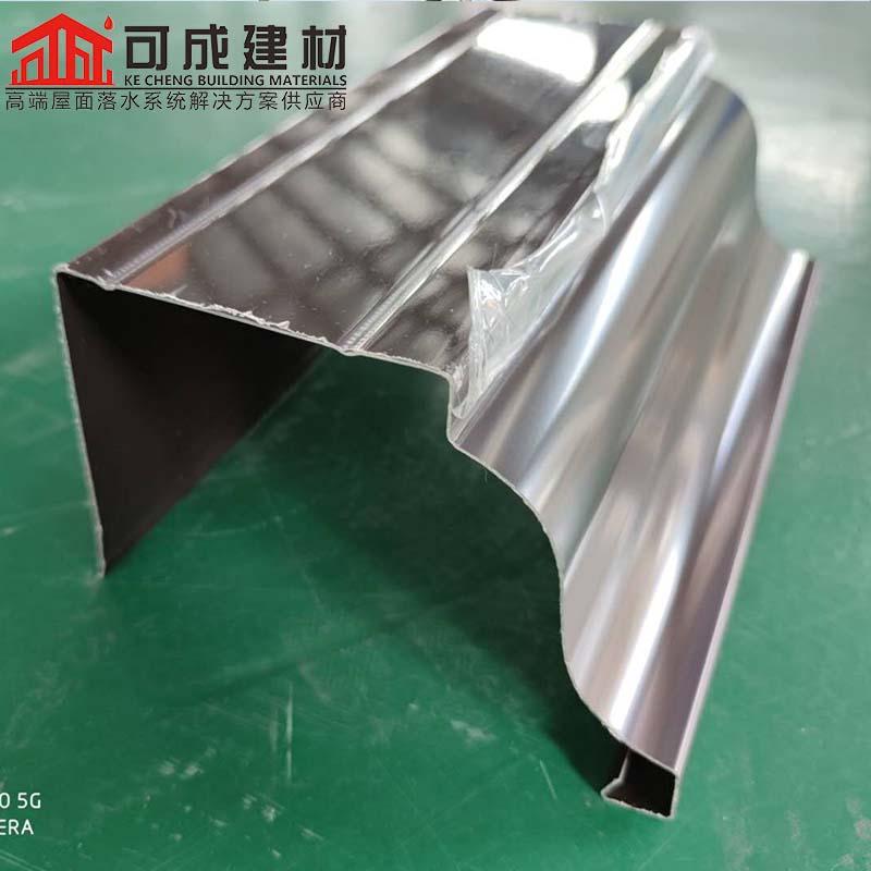 卫东铝合金成品檐槽批发价格