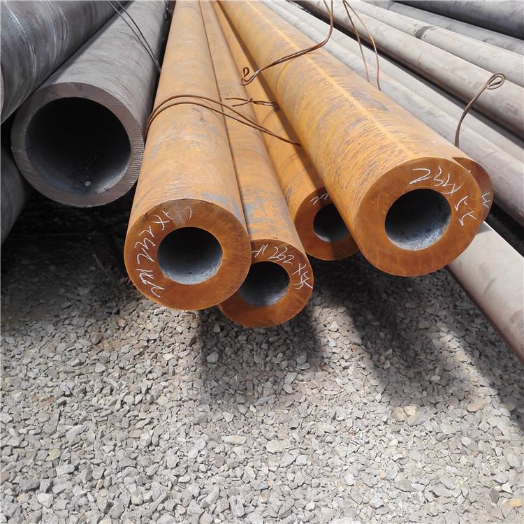 鹤壁隧道工程注浆无缝管厂 山东鲲鹏钢管厂鹤壁鹤壁