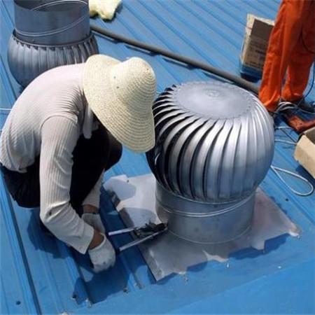 陕西安康哪里有生产无动力屋顶风机