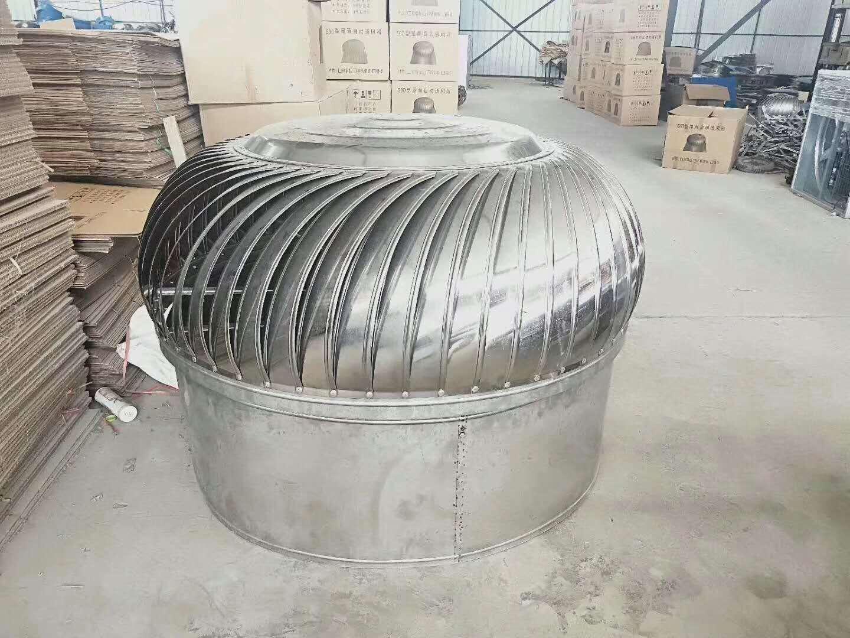 河南省驻马店市无动力自转通风器生产