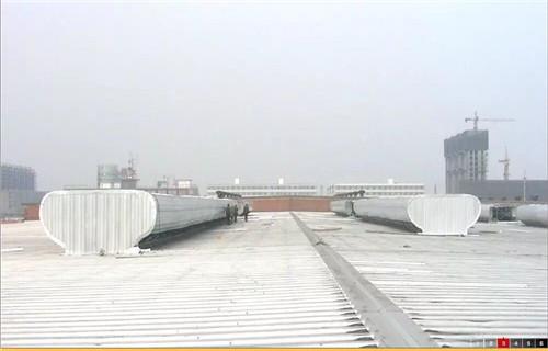 山东省通风天窗指导技术永业通风