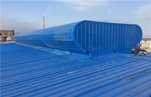 屋顶采光通风天窗江苏常州顺坡通风气楼厂家自产自销