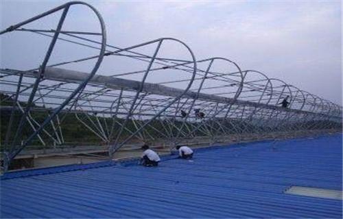 安康钢结构通风气楼图纸