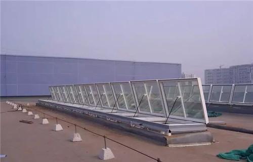 陕西石泉折线型通风气楼价格