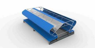 陕西安康MCW1型通风天窗厂家