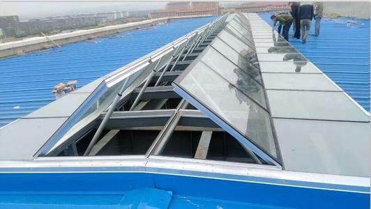 江苏省常州车间屋顶通风气楼厂家