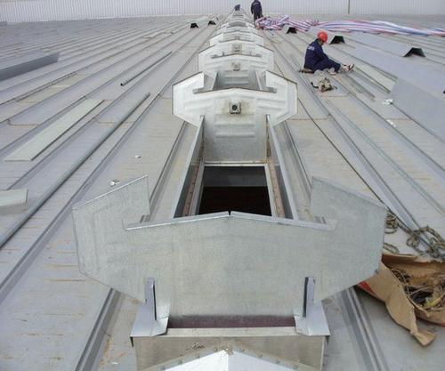四川攀枝花屋顶启闭式通风天窗图片