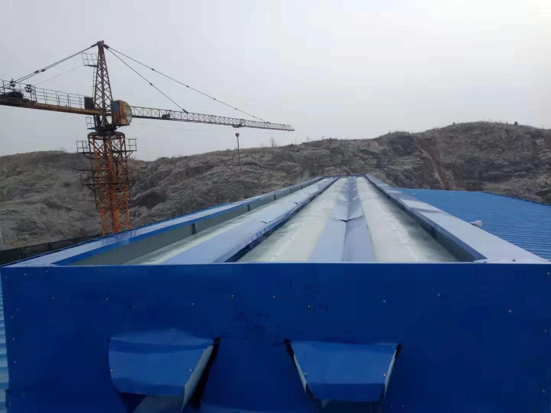 四川省攀枝花市顺坡通风天窗设计安装永业通风