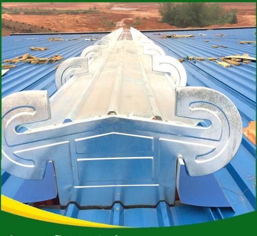 四川省攀枝花市屋脊式通风天窗设计安装永业通风