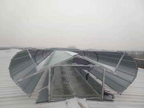 四川攀枝花屋顶横向通风天窗