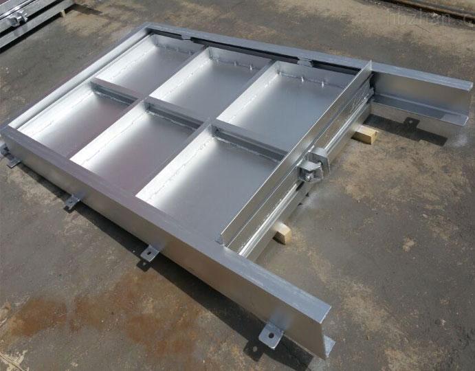 吉安机闸一体式铸铁闸门定制