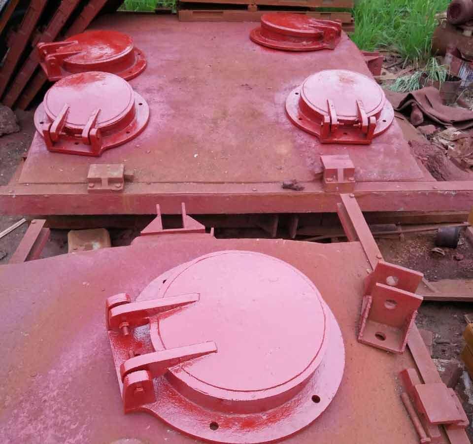 内江铸钢闸门生产商