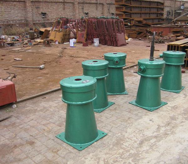 内江微梯形双槽闸门质量可靠