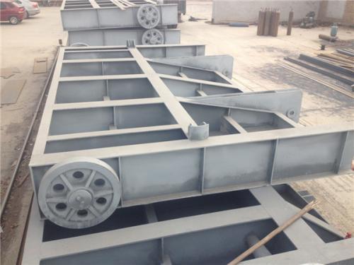 鹤壁组装式拱形铸铁闸门厂家