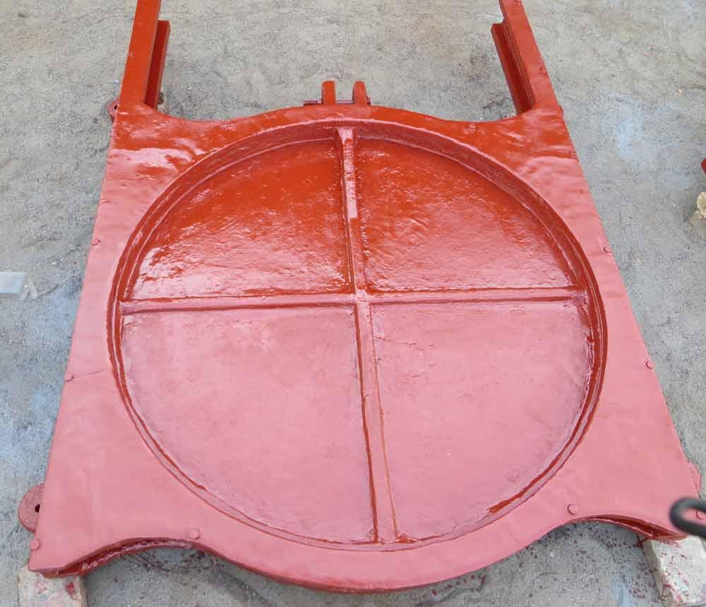 济南暗杆铸铁方闸门生产商