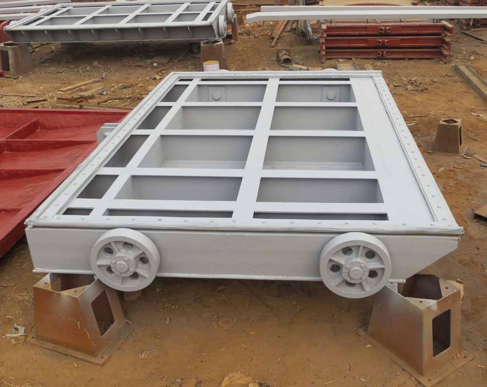德州微梯形双槽闸门制造公司