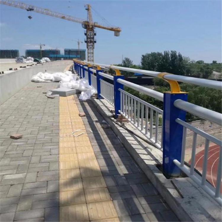 汉中不锈钢河道护栏
