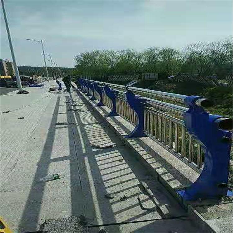 汉中河道景观防护栏
