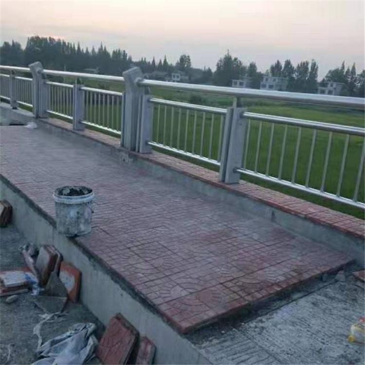 济南热销不锈钢复合管护栏