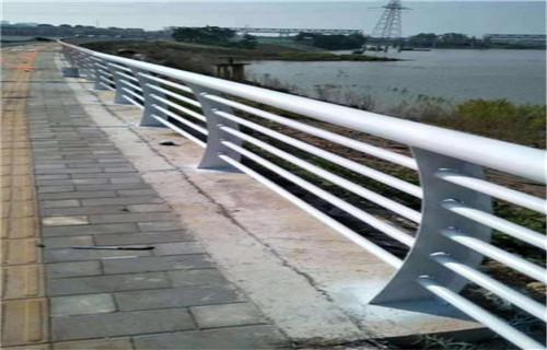 汉中不锈钢桥梁栏杆