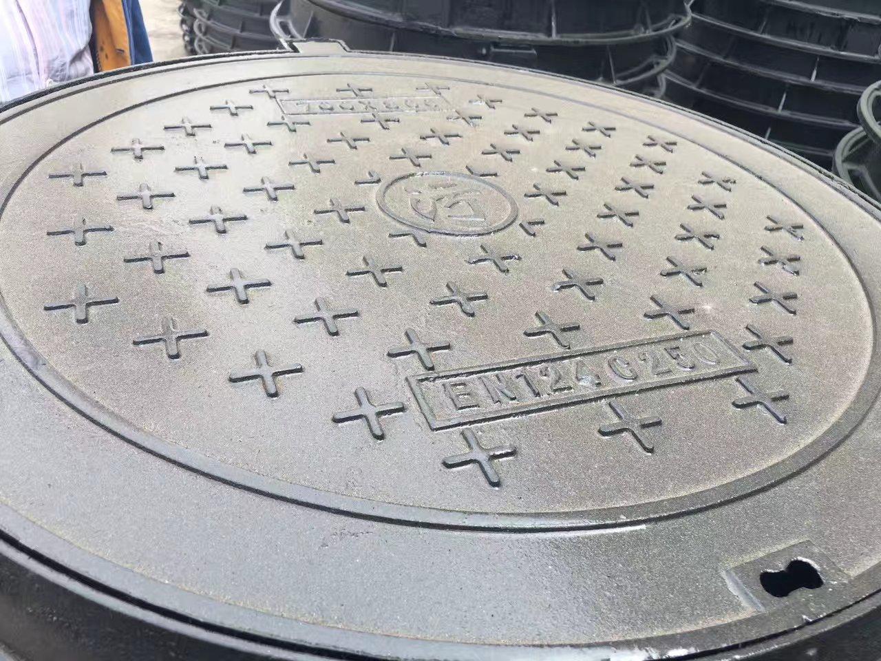 玉溪铸铁防滑盖板制作工艺