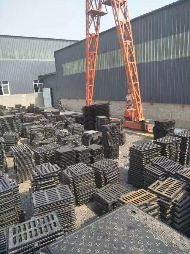 铜川铸铁地沟盖板供应商