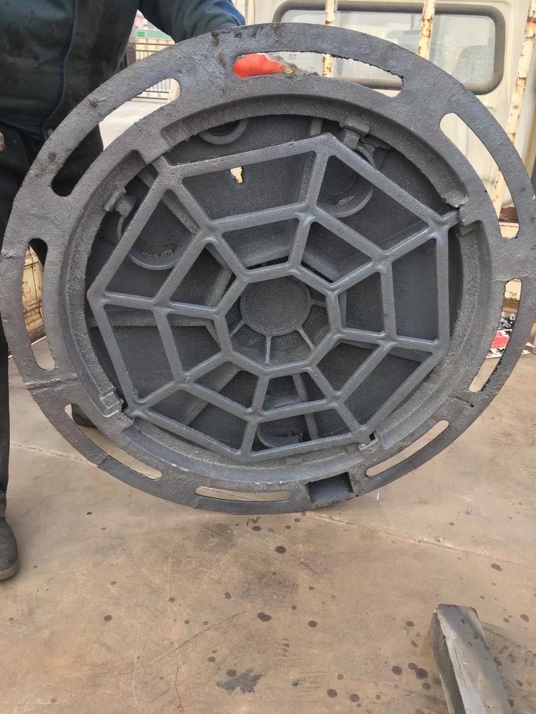 山西铸铁防滑盖板制作工艺