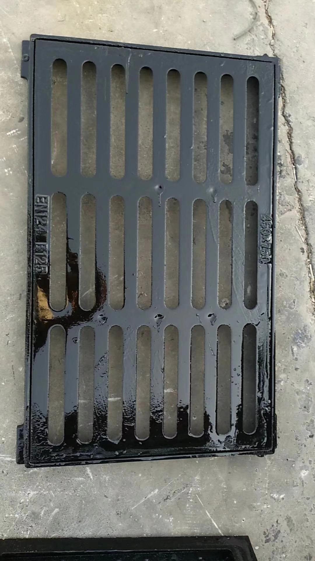 宿州市铸铁护树盖板制造商