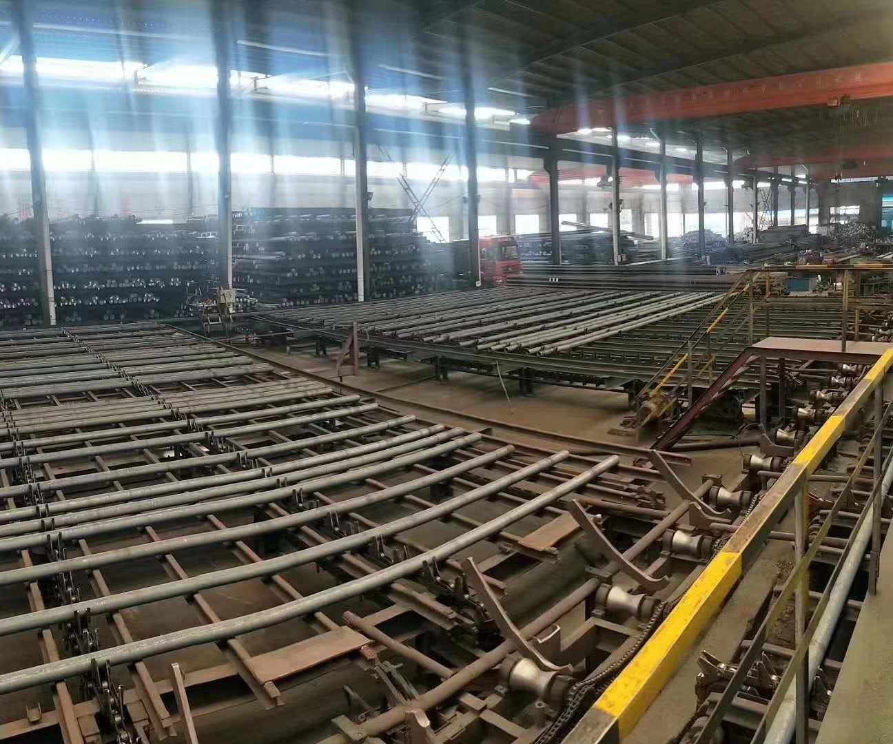汉中酸洗钝化无缝钢管生产厂家