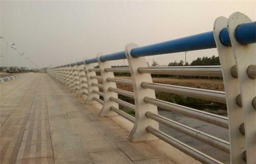攀枝花 景观不锈钢桥梁护栏 承接