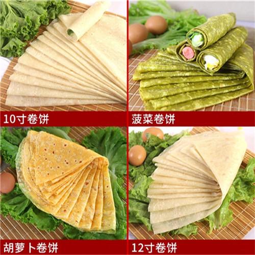 河南省驻马店市烤鸭饼机再次创造了奇迹