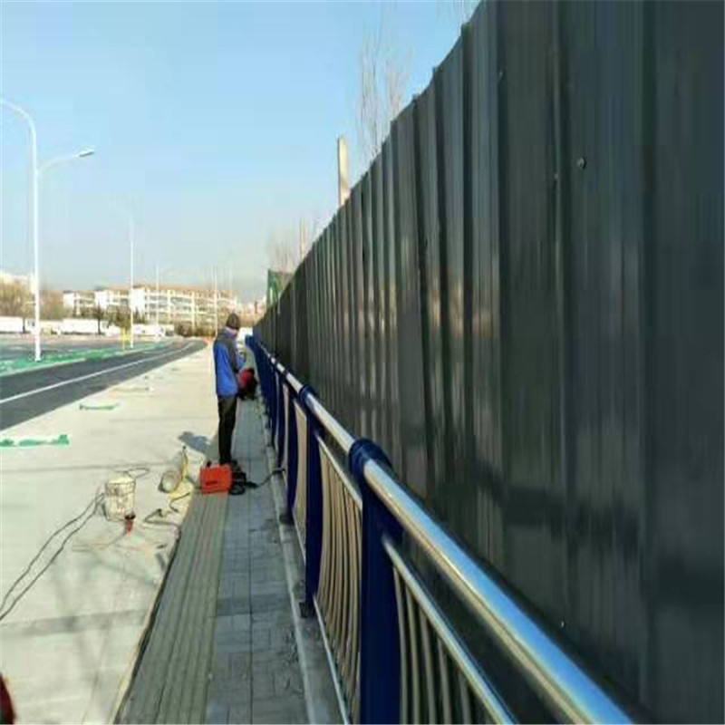 广州园林不锈钢桥梁护栏2020收费制作厂家