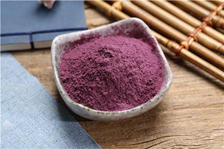 临汾紫薯雪花粉专业生产
