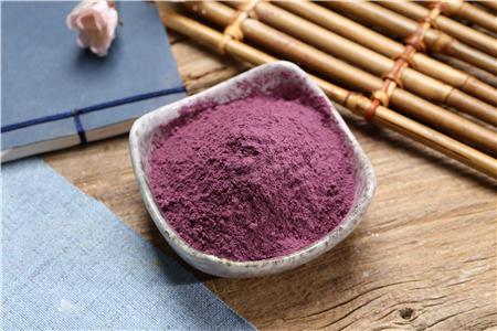 福建紫薯熟粉专业生产厂家
