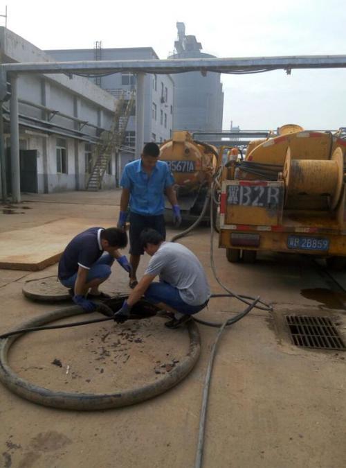 天水市麦积区污水井疏通清掏电话高压清洗下水道