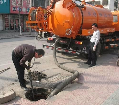 武山县本地化粪池清理公司
