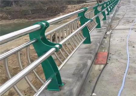 内江桥梁河道护栏耐用防腐