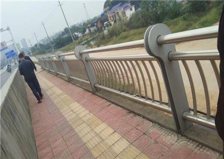 汉中Q345B防撞护栏厂家