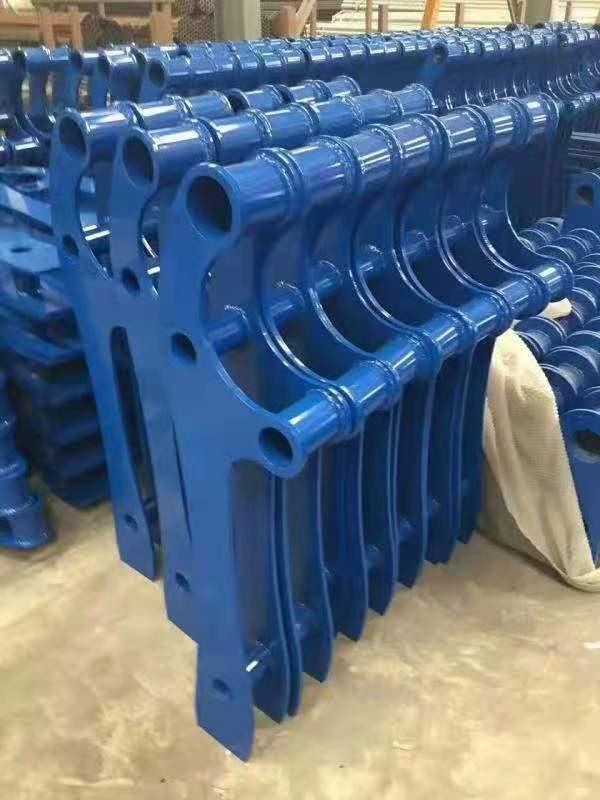 安装:德州316不锈钢天桥护栏加工价格合理