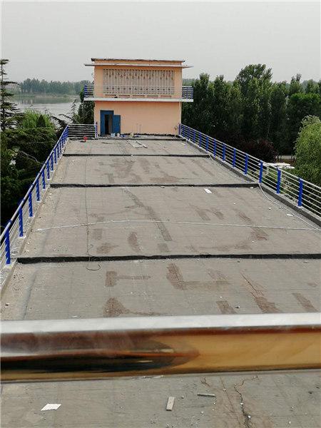 济南304不锈钢河道景观栏杆库存多