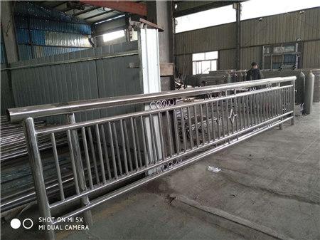 德州Q345D喷塑桥梁防撞护栏实力雄厚