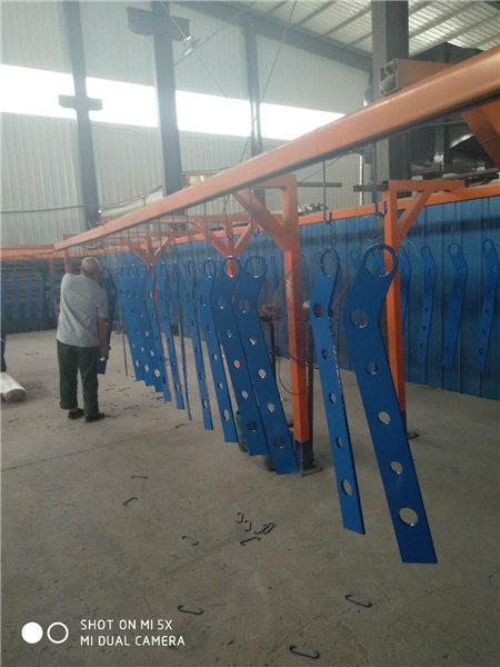 德州Q345B钢板立柱质量过硬
