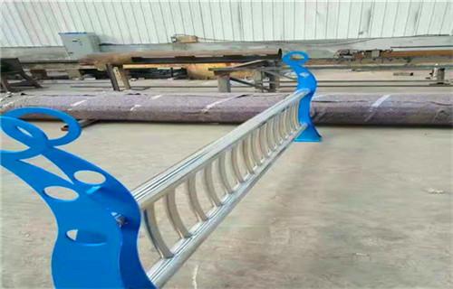3月份平顶山桥梁复合管防撞护栏高端品质